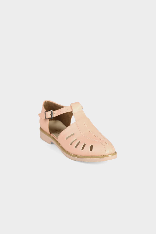 T-Bantlı Ayakkabı