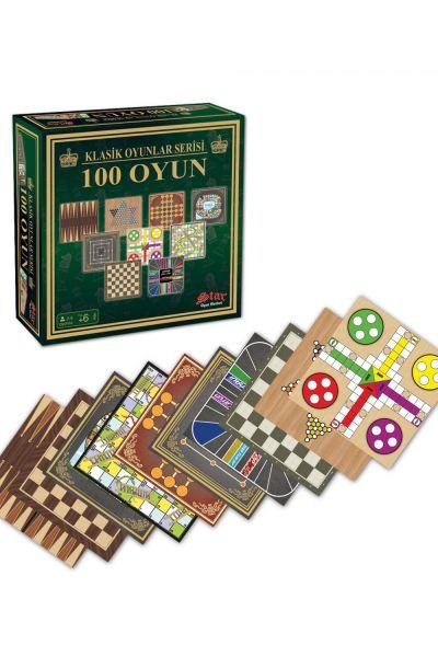 100 CLASSIC GAMES
