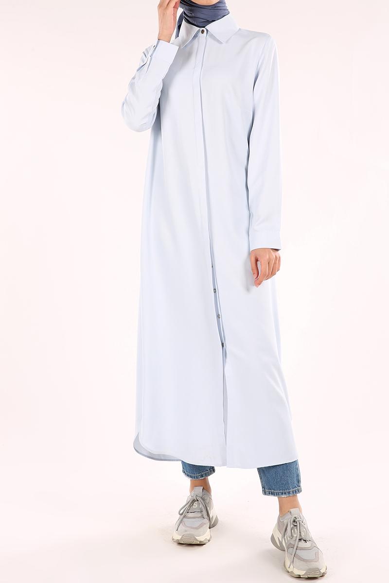 51461 Uzun Gömlek Tunik