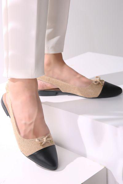 Arkası Açık Sandalet