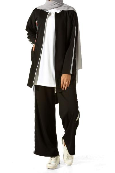 Armalı Ceket Pantolon Takım