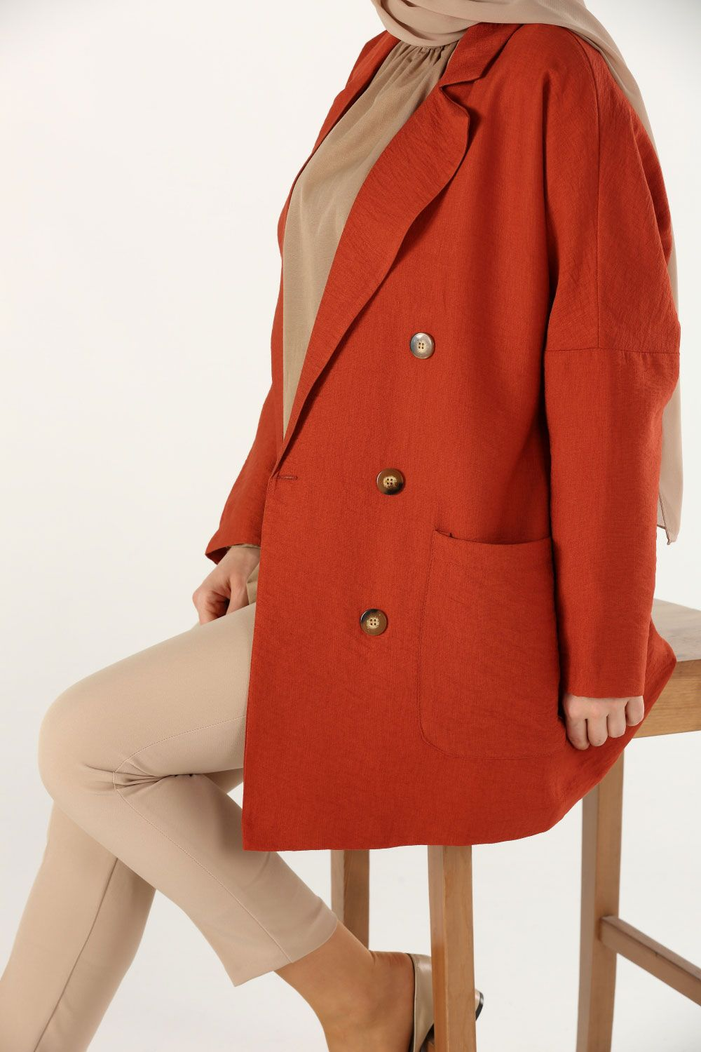 Astarlı Ceket