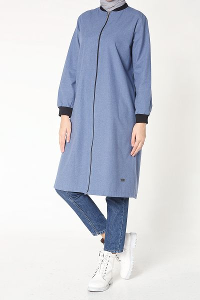 LINED CAPE