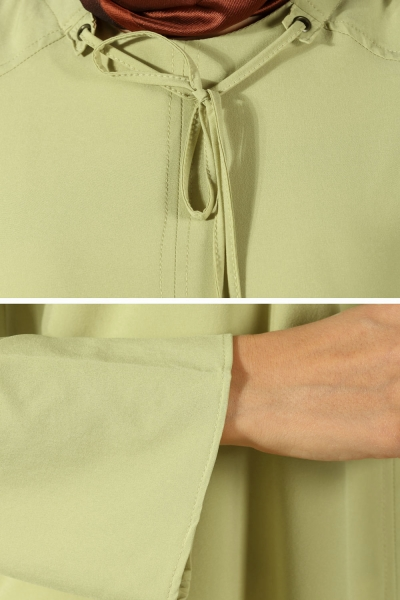 Bağcıklı Uzun Tunik