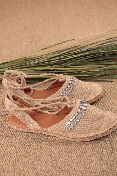 Bağlamalı Sandalet