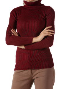 TURTLENECK KNITWEAR  SWEATER