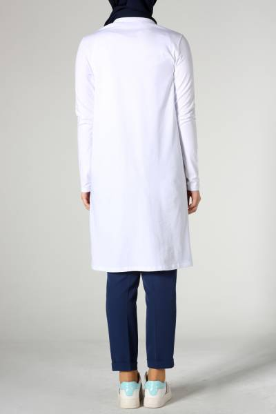 I Want New Style Printed Combed Cotton Tunic