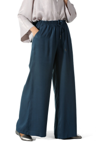 Hijab Elastic Waist Pants