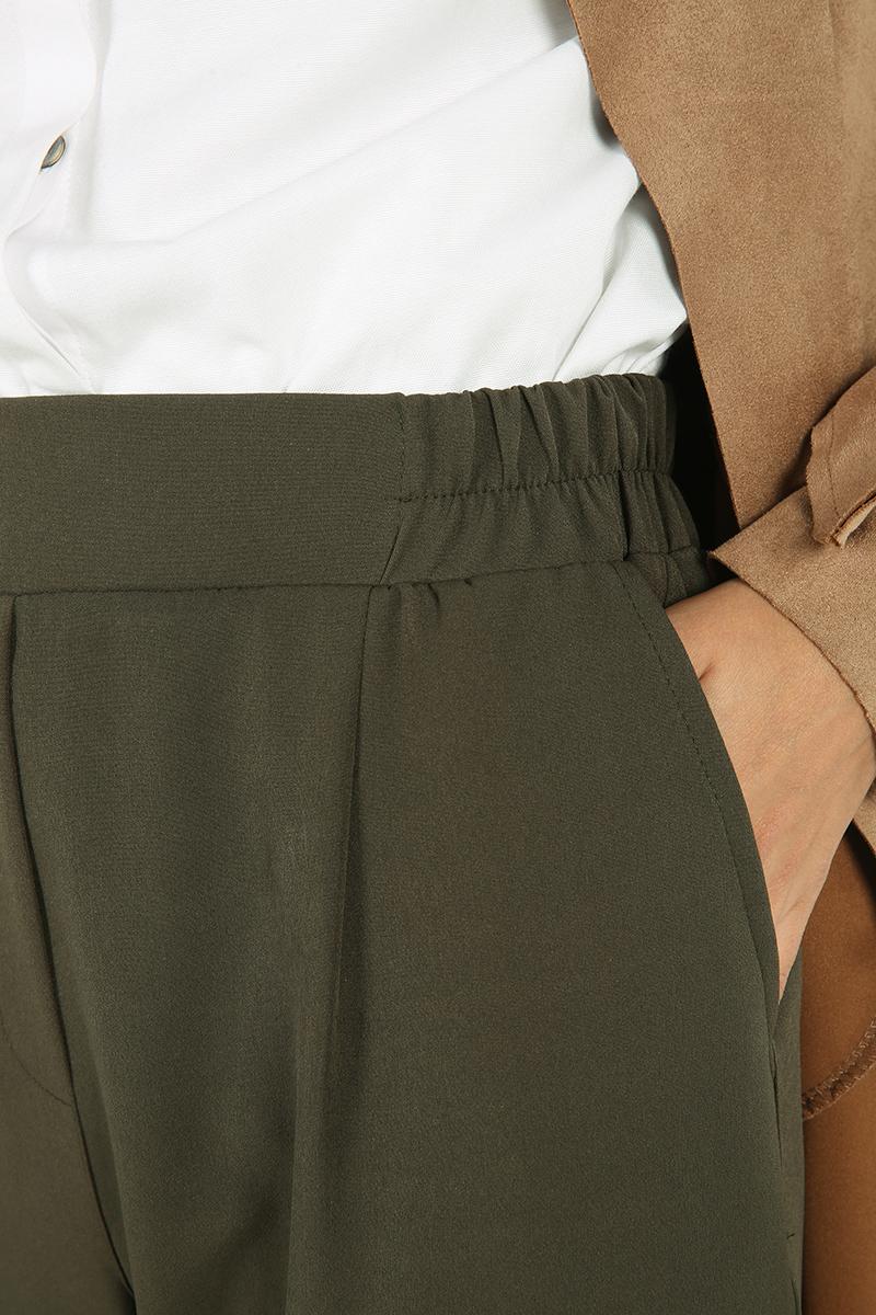 Beli Lastikli Cepli Pantolon