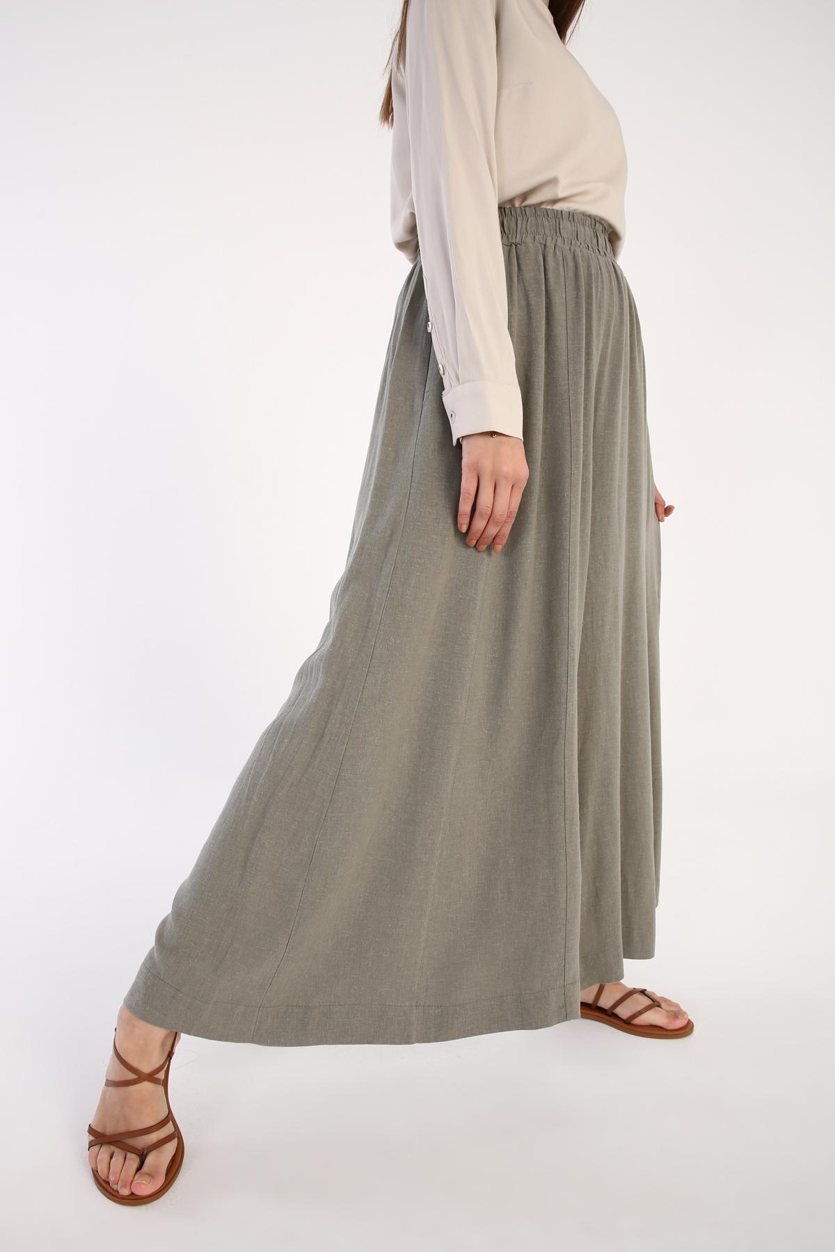 Comfy Pockets Linen Pants