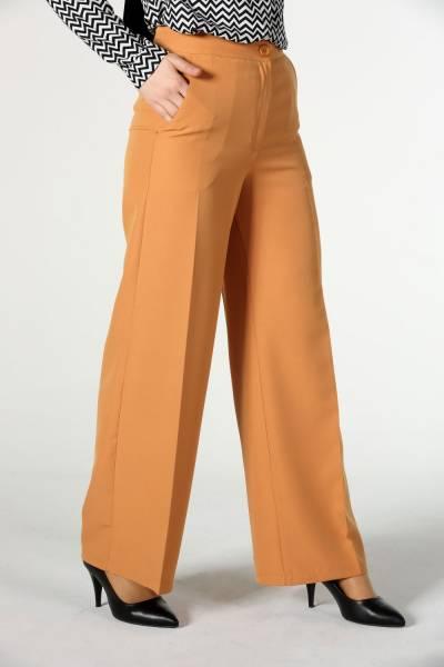 Wide Leg Hijab Pants