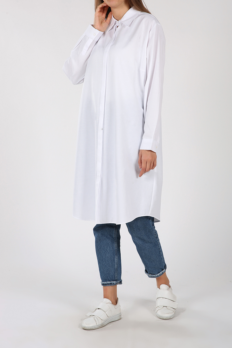 Plus Size Shirt Tunic