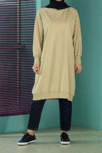 PLUS SIZE TUNIC