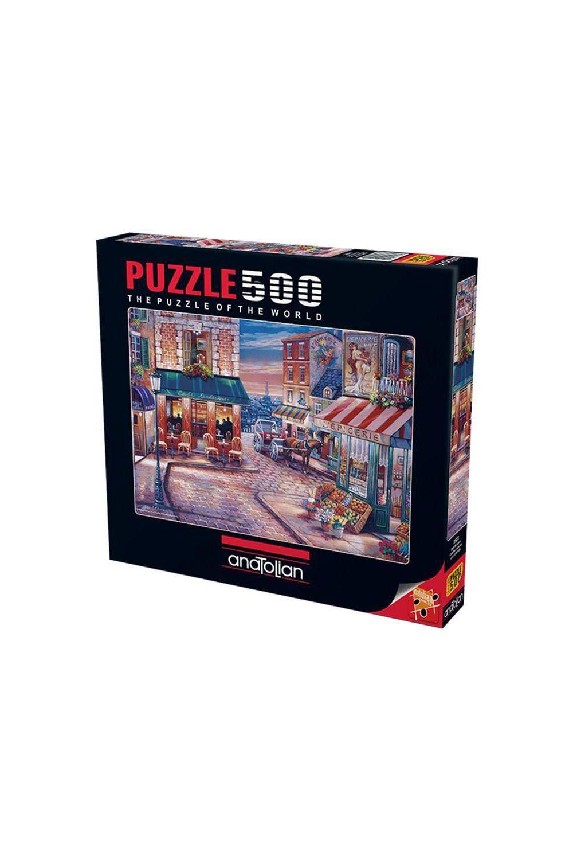 Cafe- 500 Parça Puzzle