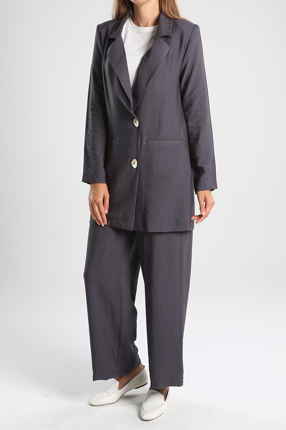 Hijab Suit With Jacket