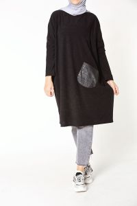POCKET DETAILED TUNIC