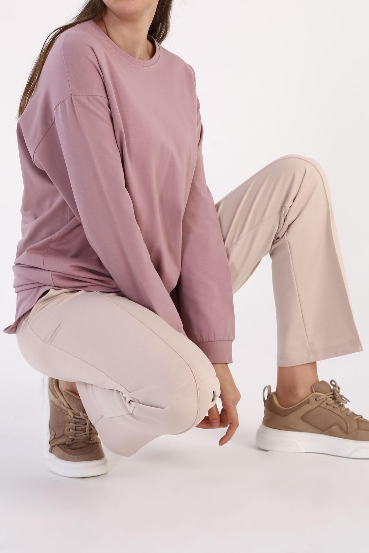 Comfy Sweatpants With Pocket