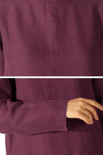 Pocket Linen Tunic