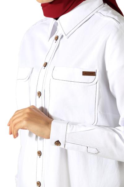 Cepli Patlı Gömlek