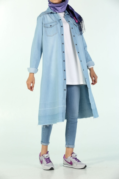 Denim Kot Tunik Allday