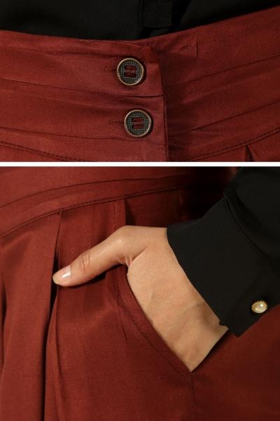 Cepli Pileli Pantolon