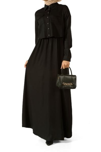 Cepli Robalı Elbise