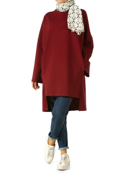 Salas Combed Cotton Tunic