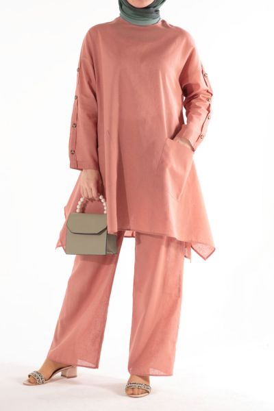 POCKET HIJAB SUIT