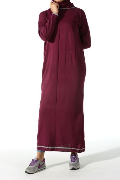 b448555768c00 Tesettür Elbise Modelleri - 2019 Yeni Sezon | Allday