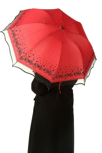 Çiçekli Şemsiye