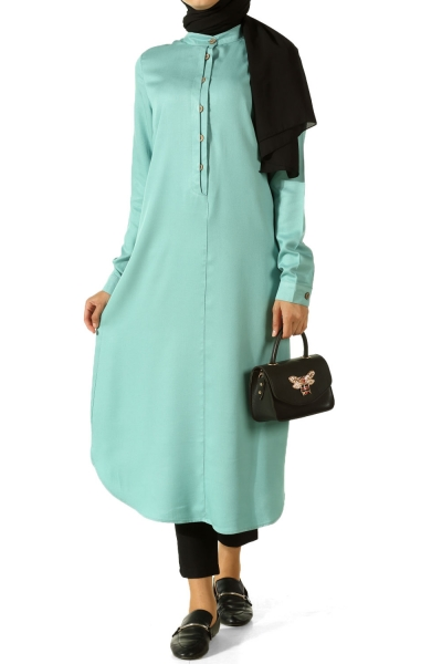 Double Placket Tunic