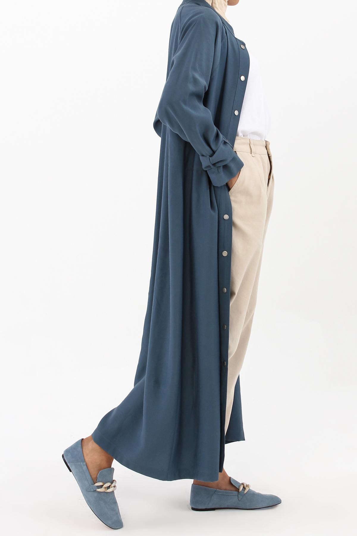 Comfy Pockets Raglan Sleeve Abaya