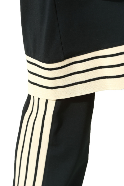 STRIPED TRACK SUIT