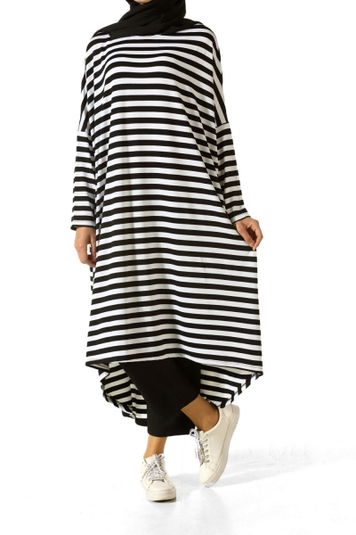 Striped Salas Tunic