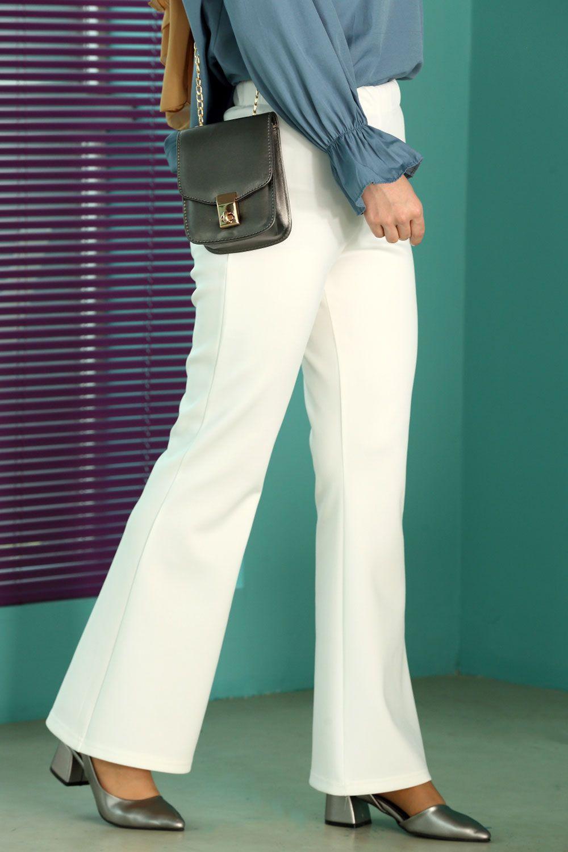 Dalgıç Kumaş Pantolon
