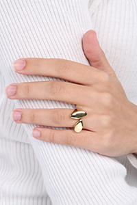 Patterned Ring