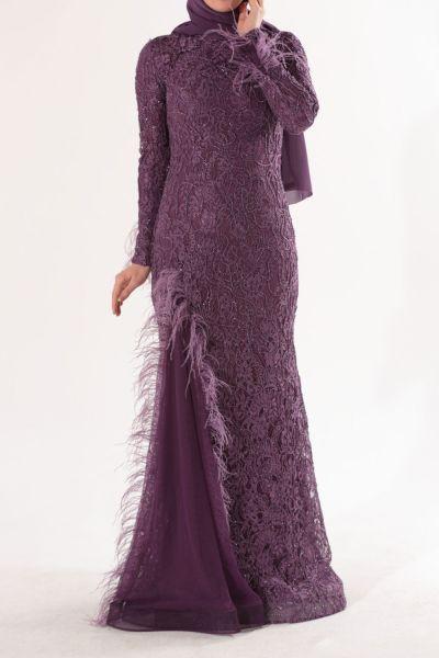 a2b246af1ef Tesettür Abiye Elbise Modelleri | Allday