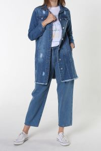 HIJAB DENIM JACKET