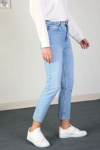 Denim Cepli Pantolon