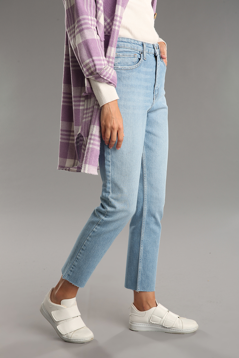 Denim Cepli Pantolon