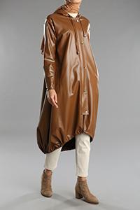 Zippered Raincoat