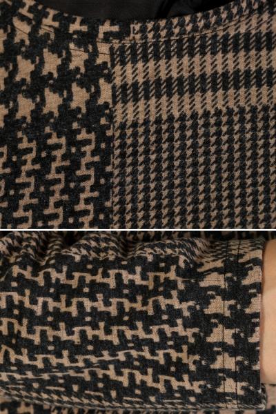 Desenli Kumaş Tunik
