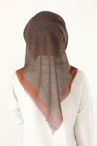 PATTERNED SCARVES