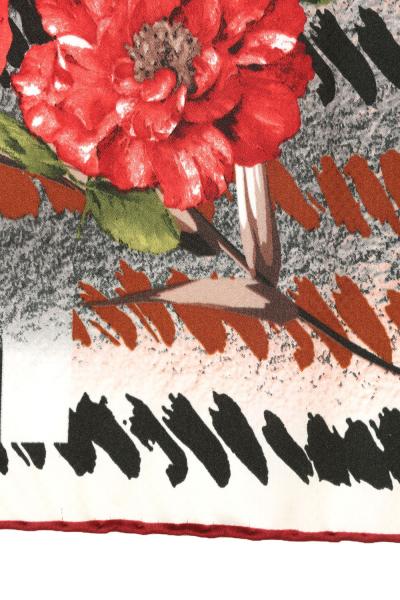 Desenli Rayon Eşarp