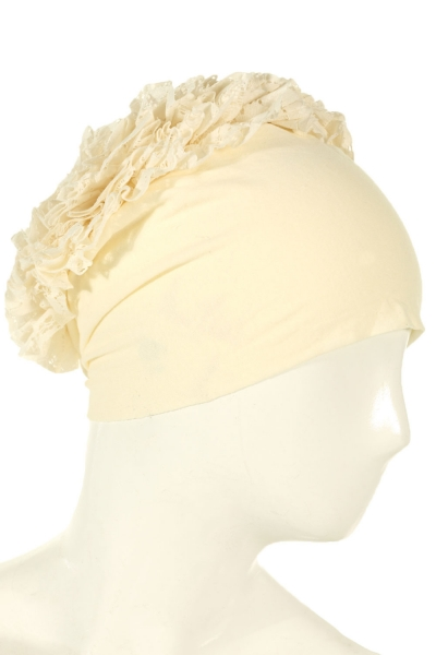Frilled Bonnet