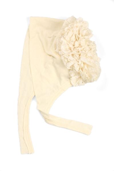 Frilled Bonnet