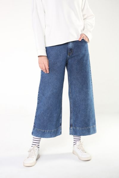HIJAB DENIM PANTS