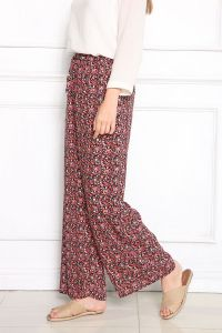 NATURAL FABRIC HIJAB PANTS