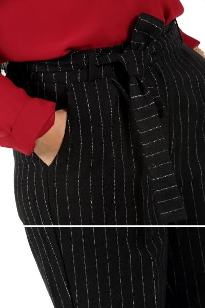 Duble Paça Lastikli Pantolon