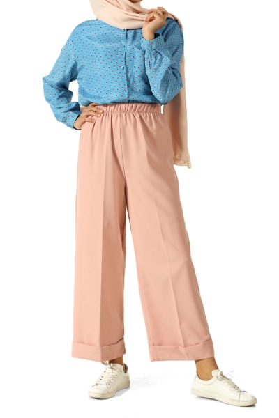 Hijab Wide Leg Pants